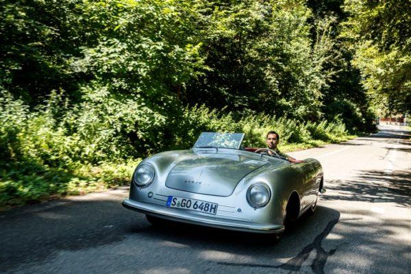 Porsche 356 Nr. 1 Roadster