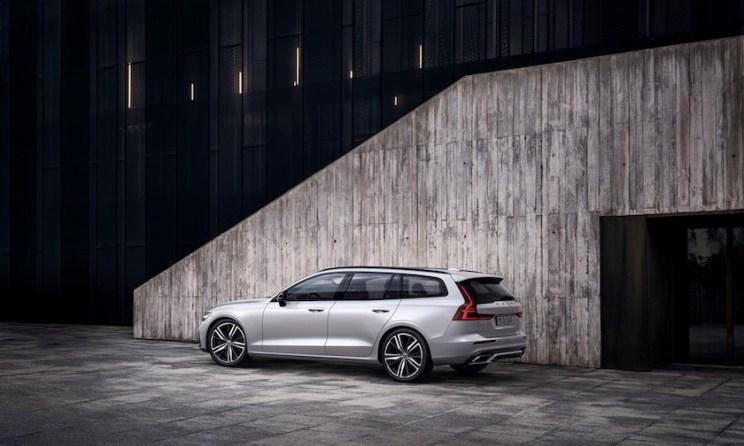 Volvo V60, R-Design