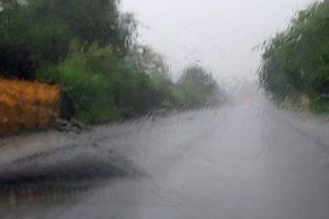 Achtung Starkregen