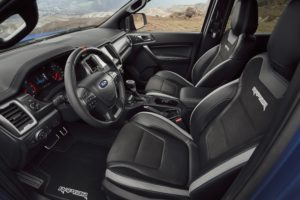 Ford Ranger Raptor Innenraum