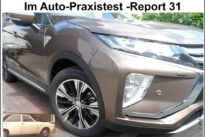 Auto-Praxistest-Report Vom Eclipse Cross