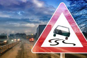 Autounfall im Urlaub