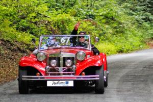 Die Radisson Rhein-Ruhr-Rallye geht in die sechste Runde