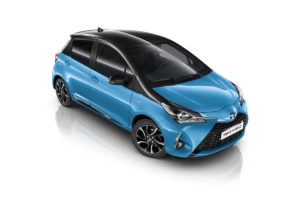 Toyota Yaris Splash Hybrid