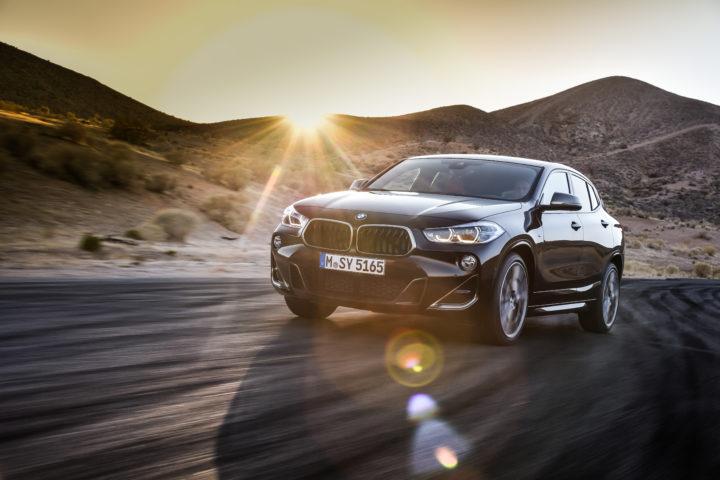 BMW X2 M35i Front