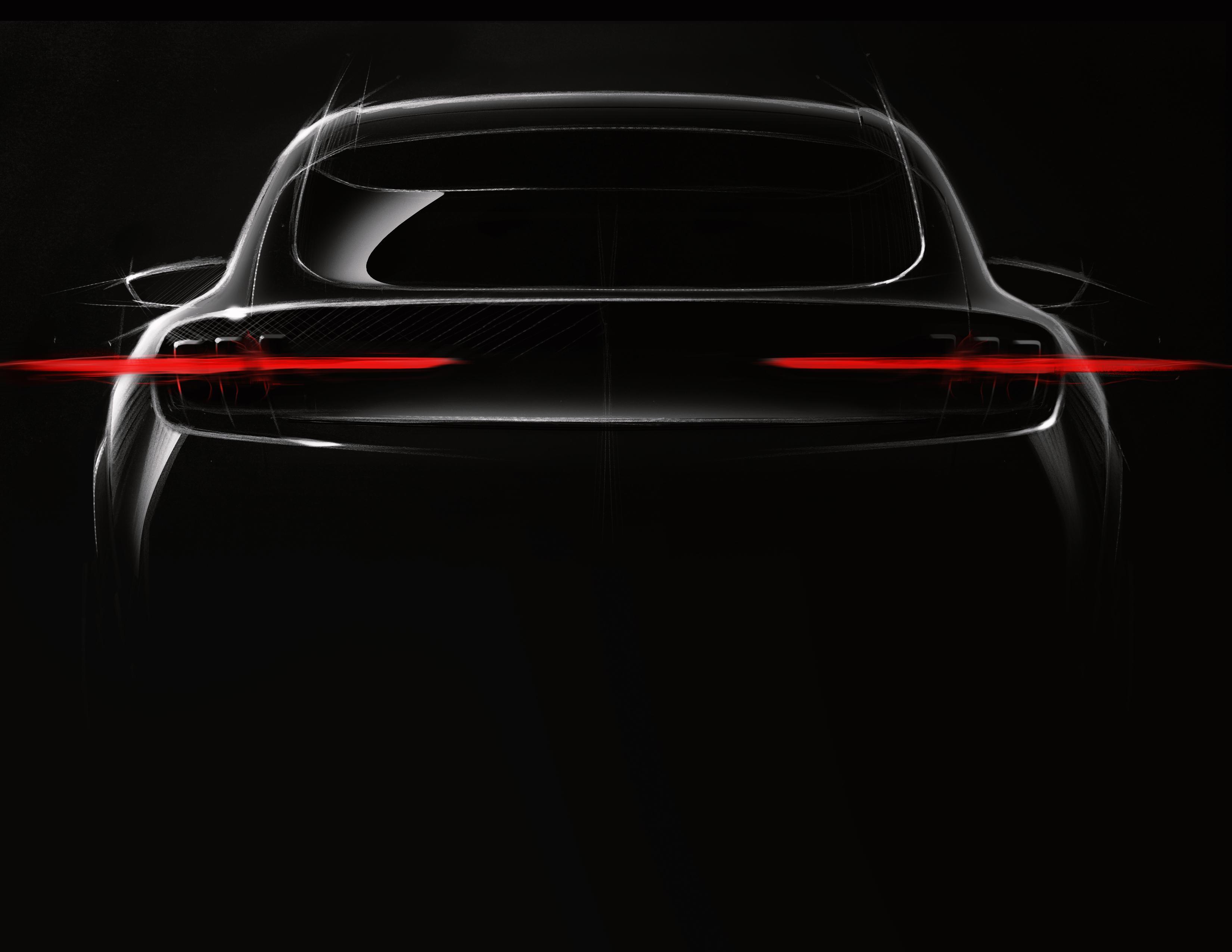 Ford enthüllt erstes Teaser-Bild eines neuen Elektrofahrzeugs