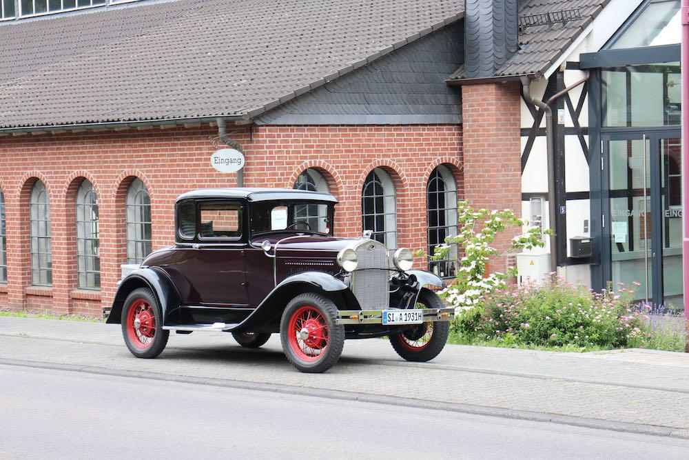 Ford Model A Coupe von 1931