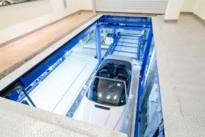 Beim Automated Parking übernimmt das stolzer-Parkhaussystem die Stellplatzsuche. (Bildquelle: STOPA Anlagenbau GmbH)