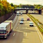 Lkw-Maut auf Autobahnen und Bundesstraßen