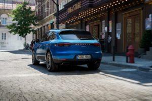 Neuer Porsche Macan startet in Europa