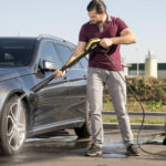 Hochdruckreiniger für Reifenwäsche