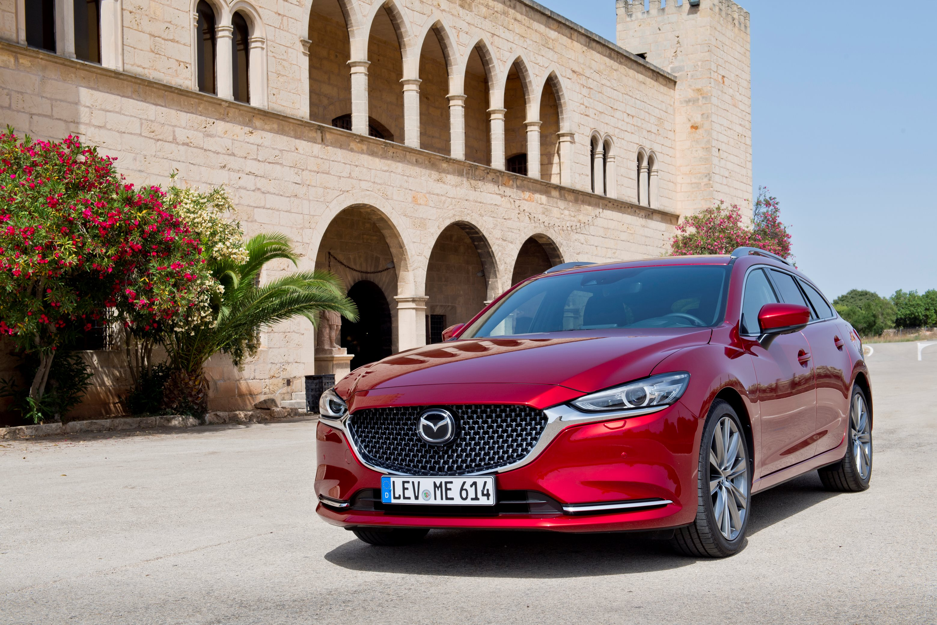 Mazda Restwertriesen