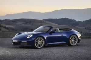 Cabriofeeling pur - das neue 911 Cabriolet