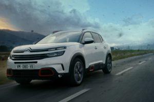 """""""Wahre Stärke kommt von innen"""" – Start des Citroën C5 Aircross Werbespots"""