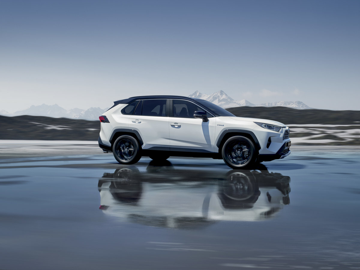 Weltpremiere: Der Toyota RAV4 Hybrid