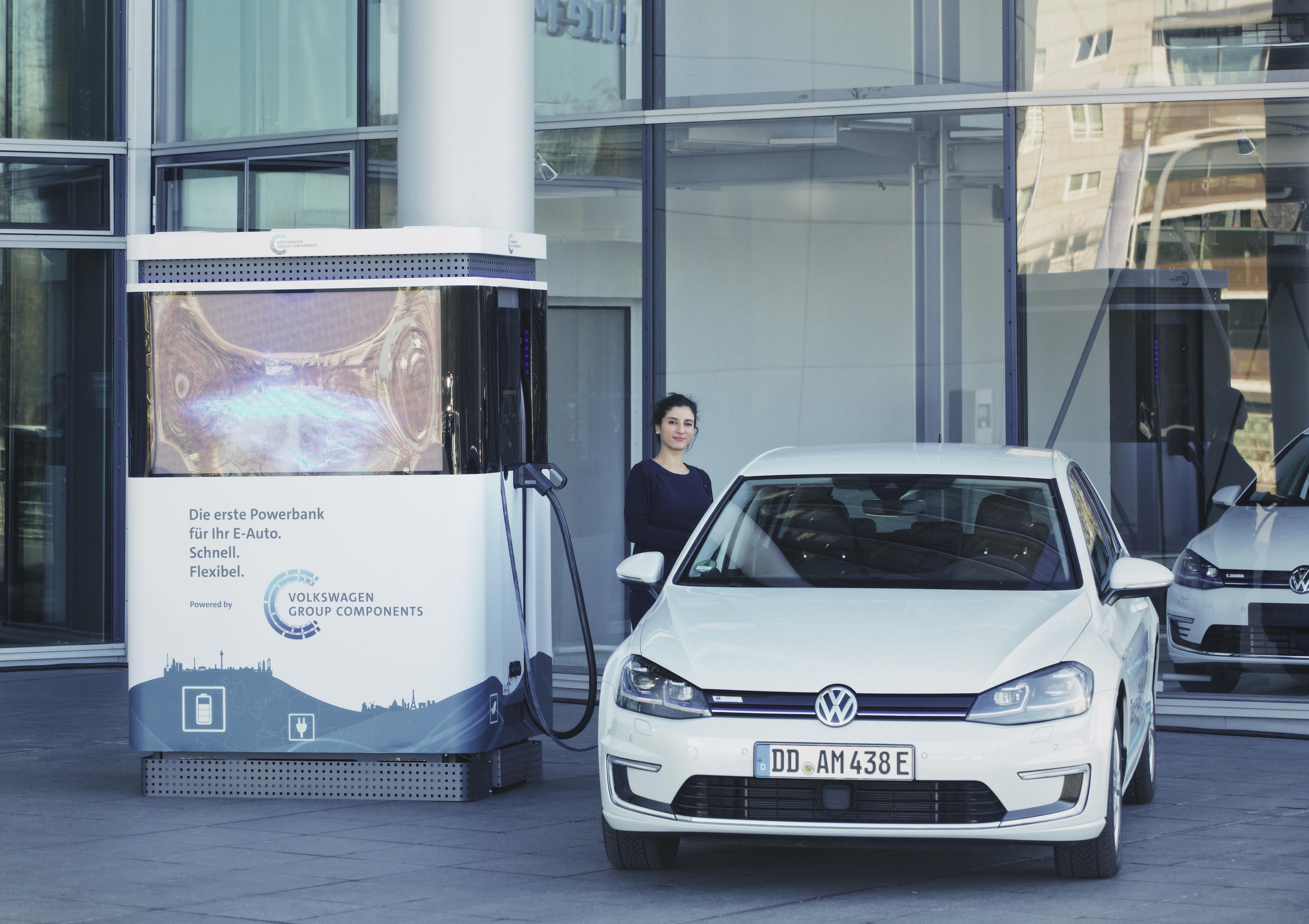 Volkswagen ID. wird Vorreiter für nachhaltige Mobilität