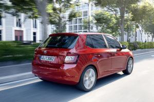 Neuer 1,0 MPI 44 kW (60 PS): SKODA FABIA jetzt ab 13.090 Euro bestellbar