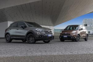 Fiat 500X und Fiat 500L jetzt auch in sportlicher Variante S-Design