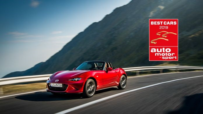 "Mazda MX-5 bei ""Best Cars"""