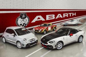 Happy Birthday, Abarth - 70 Jahre Geschichten, epochale Autos und Siege