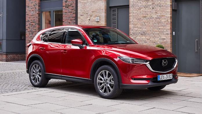 Mit dem Mazda CX-5 2019 kommt der Bestseller von Mazda jetzt mit noch mehr Highlights.