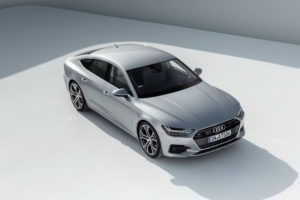 "Der Audi A7 Sportback* ist ""2019 World Luxury Car""."