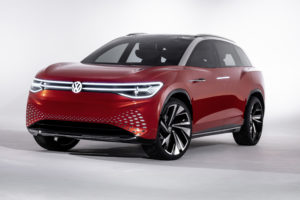 Volkswagen Weltpremiere des ID. ROOMZZ in Schanghai