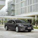 Der neue Toyota Camry Hybrid