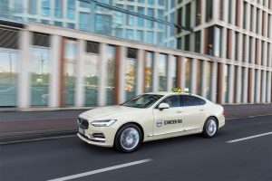 Volvo S90 Taxi