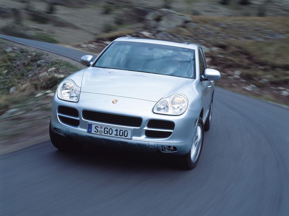 Porsche Cayenne der ersten Generation