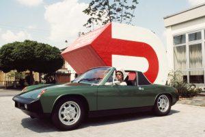 Porsche 914/4 Modelljahr 1975