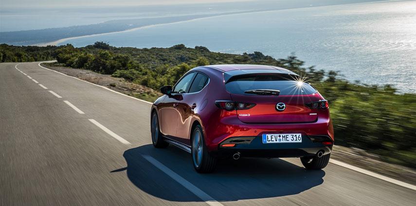 Mazda Zulassungen April 2019