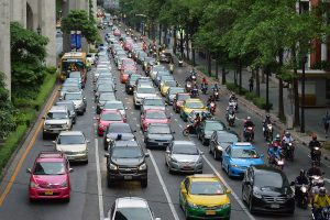 Autofreie Stadt