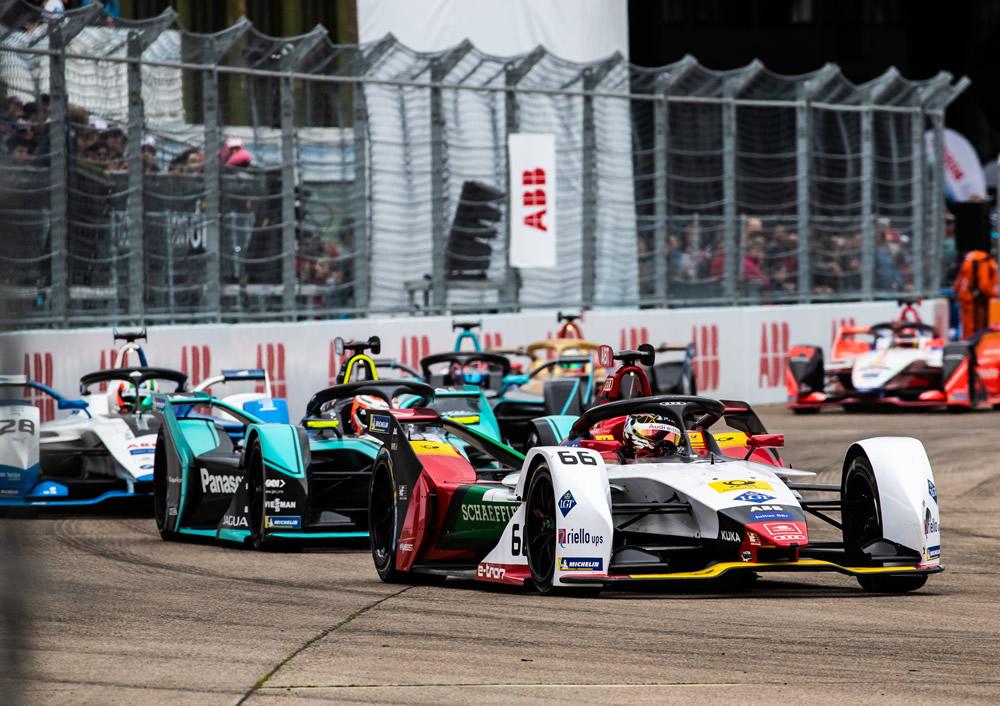 Formel E, Berlin E-Prix 2019, Audi e-tron