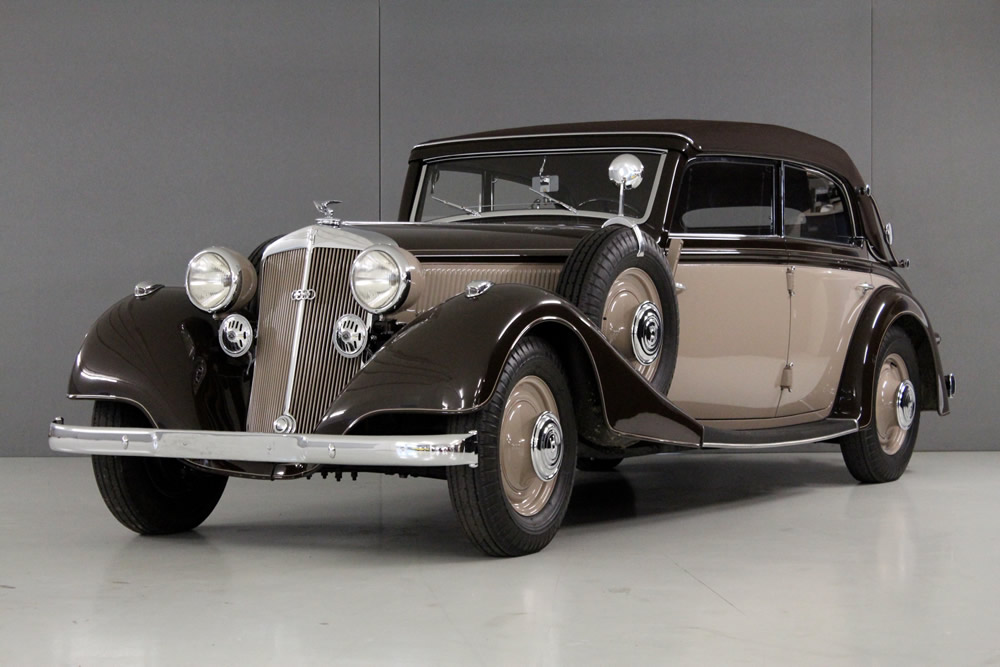 Donau Classic Horch 830 BL: Horch 830 BL Sedan-Cabriolet
