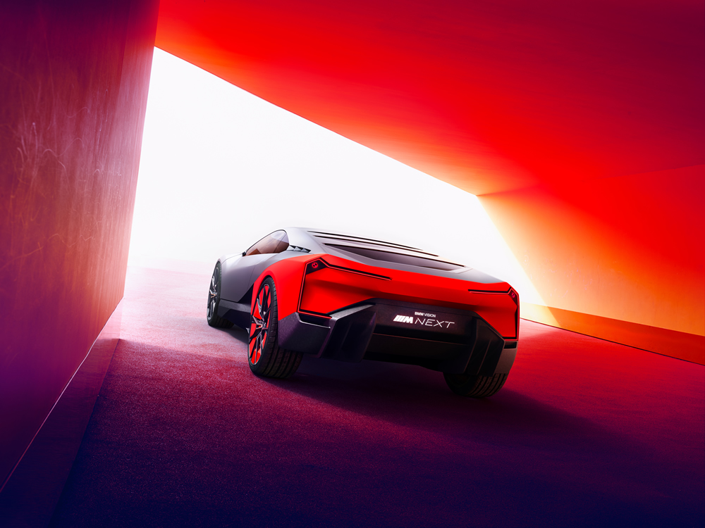 BMW Vision M NEXT - Beauty Exterieur