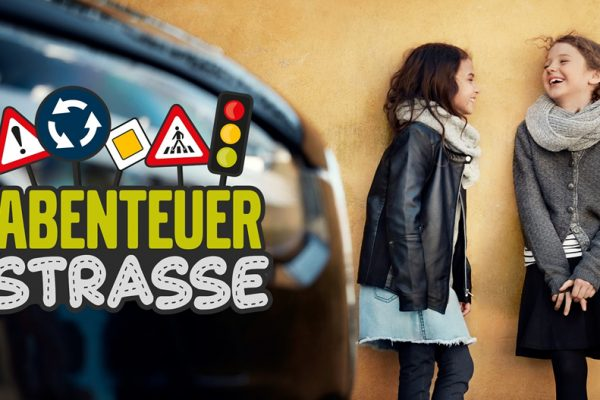 """""""Abenteuer Straße"""" - Volvo und Tobi Krell geben Tipps zum Schulstart"""