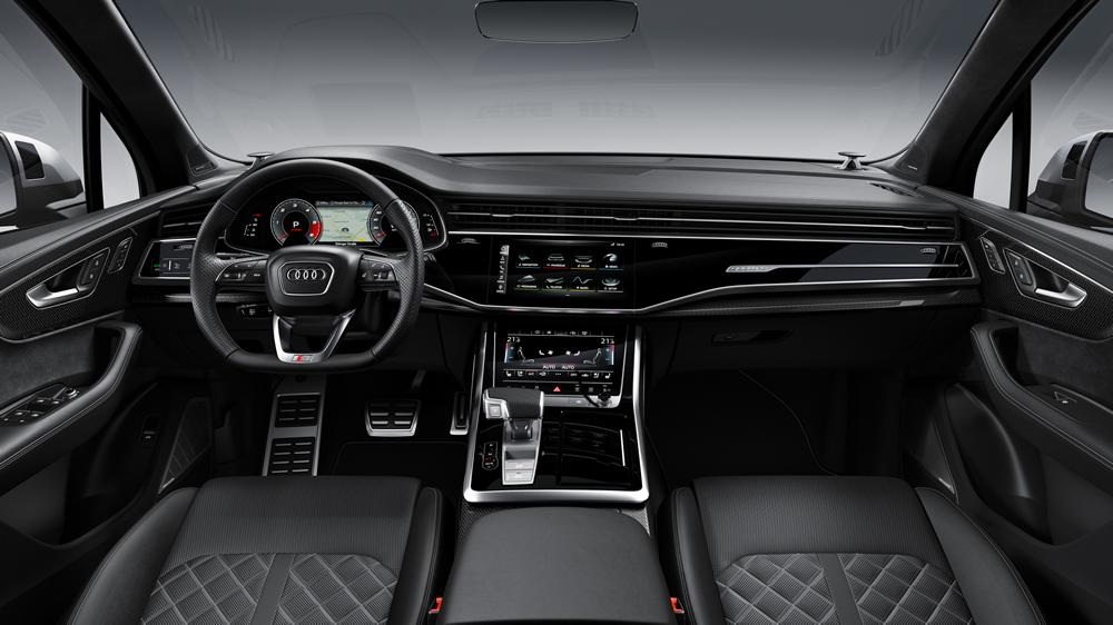 Audi SQ7 TDI Cockpit