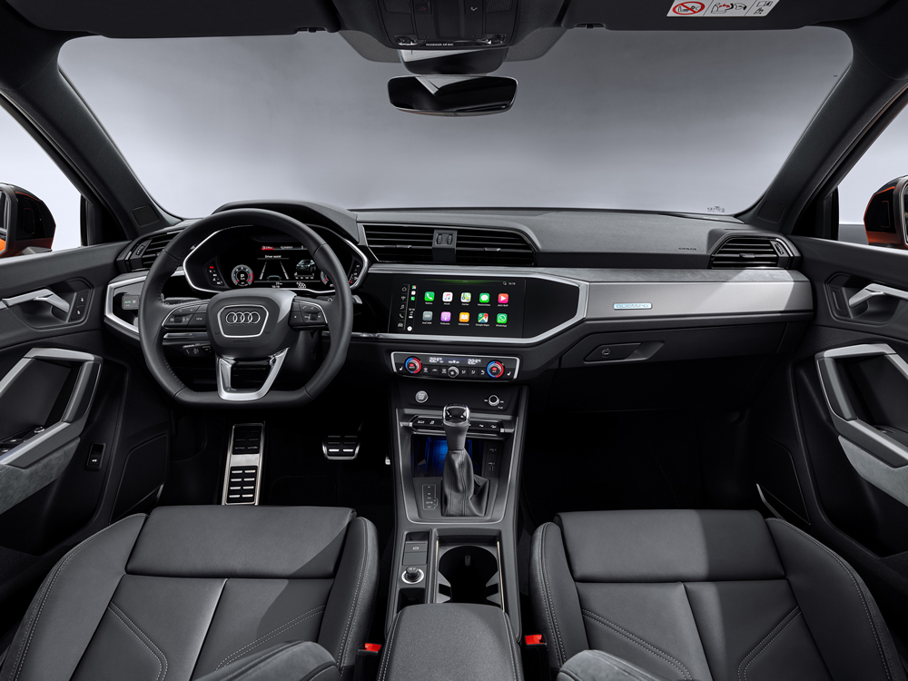 Audi Q3 Sportback Cockpit