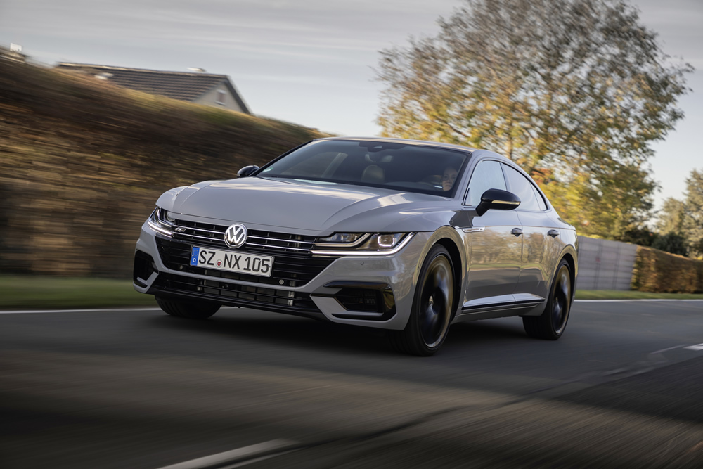 Volkswagen Arteon Limited Edition